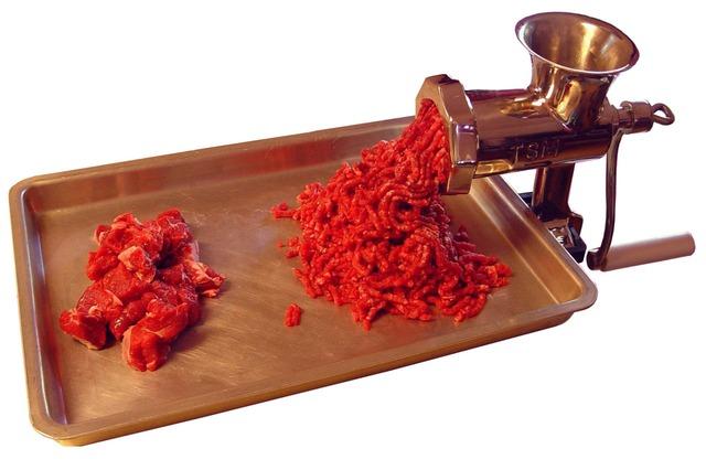 Carole Baskin Meat Grinders