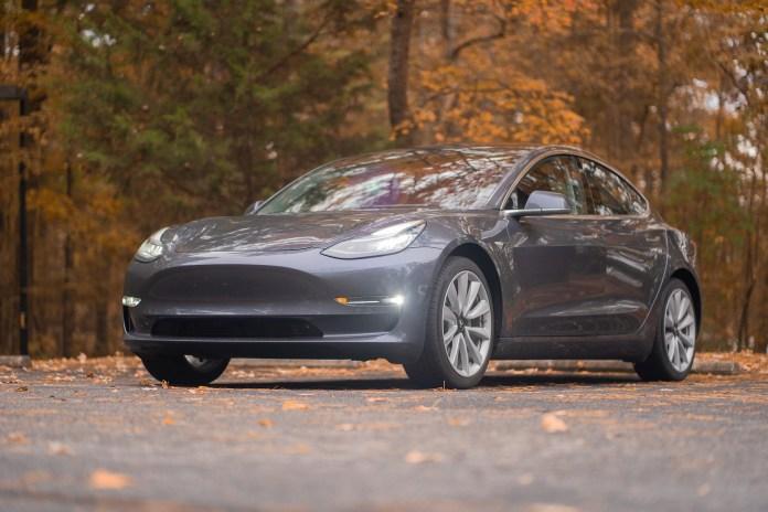 Tesla's full self-driving beta