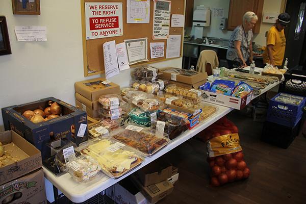 Lockwood Food Pantry