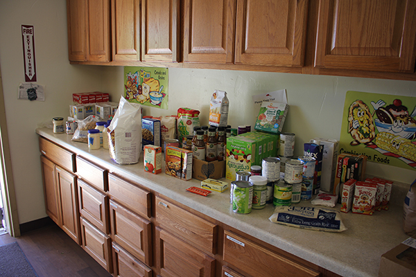 Lockwood Food Pantry
