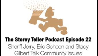 Episode 14 - Sheriff Jerry And Friends – The Storey Teller