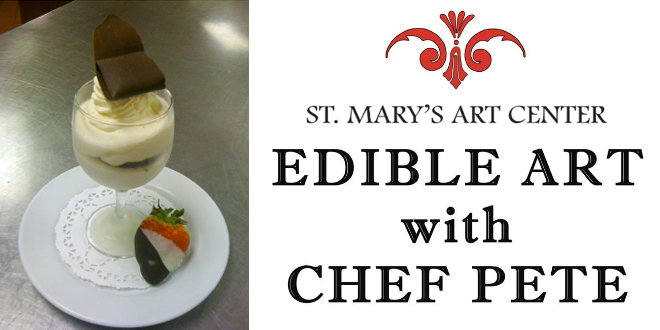 edible art with chef pete paulos