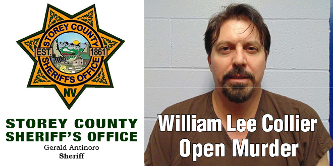 William Lee Collier Arrested For Open Murder