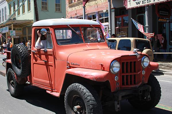 Virginia City Memorial Day Parade
