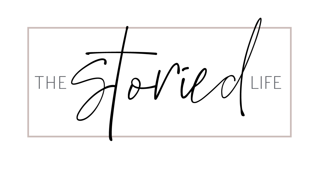 The Storied Life Logo Full Transparent Background (1)