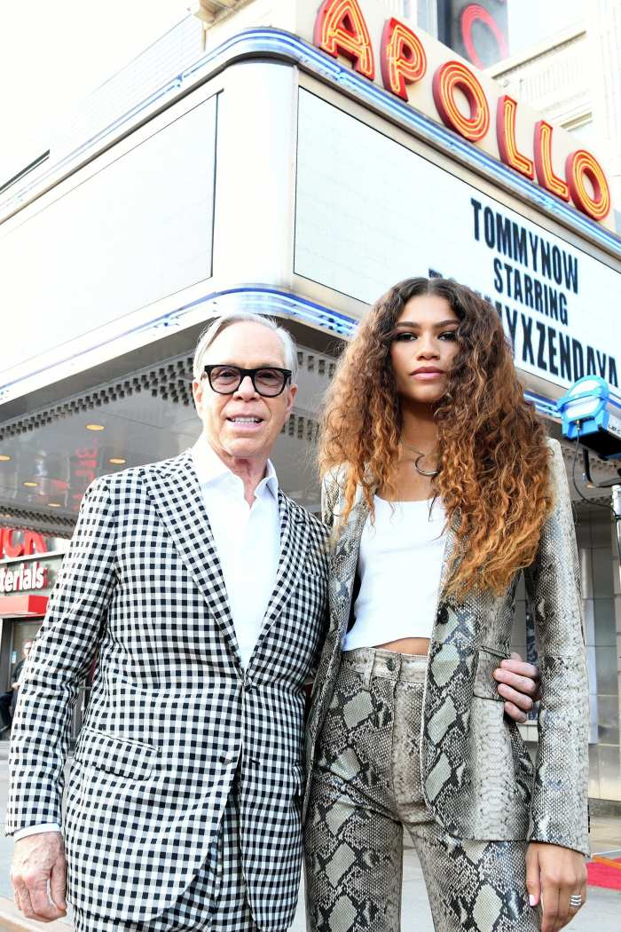 One Night Only At The Apollo TommyxZendaya