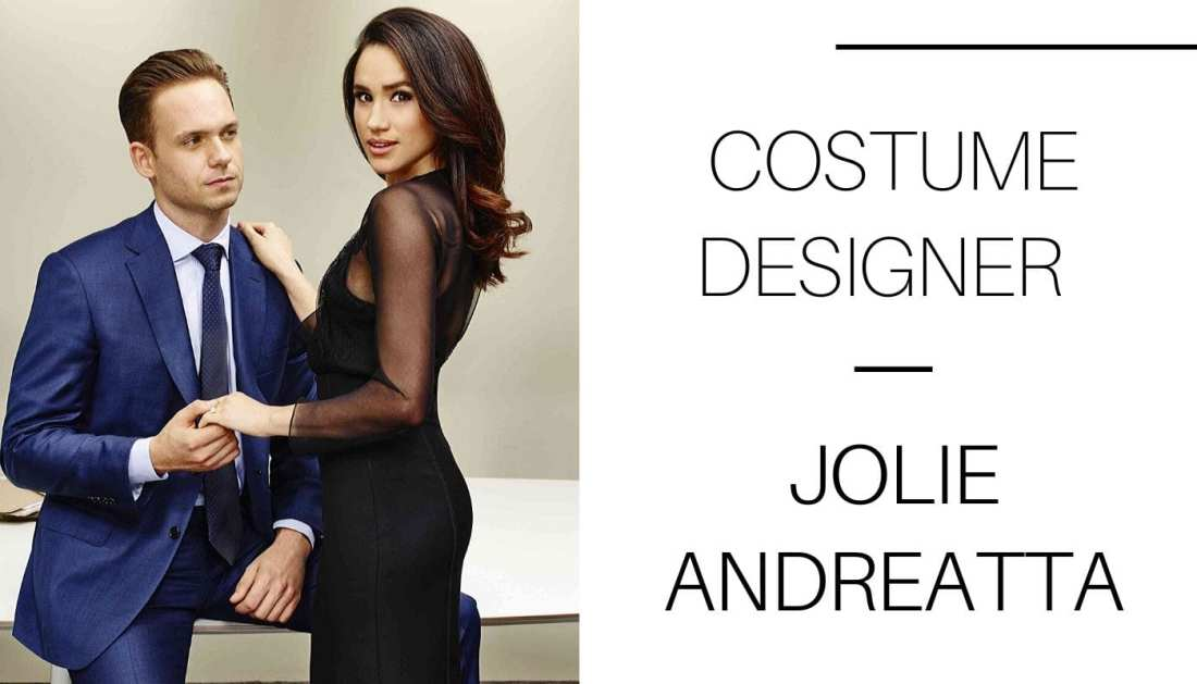 Blog hero image of The Storied Life interview with Suits Costume Designer Jolie Andreatta
