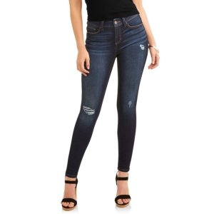 Product image of Walmart Time and Tru Core Skinny Jean