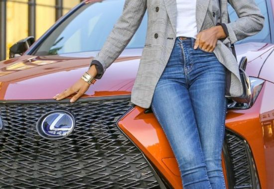 Cruising L.A. With The Lexus UX Hybrid