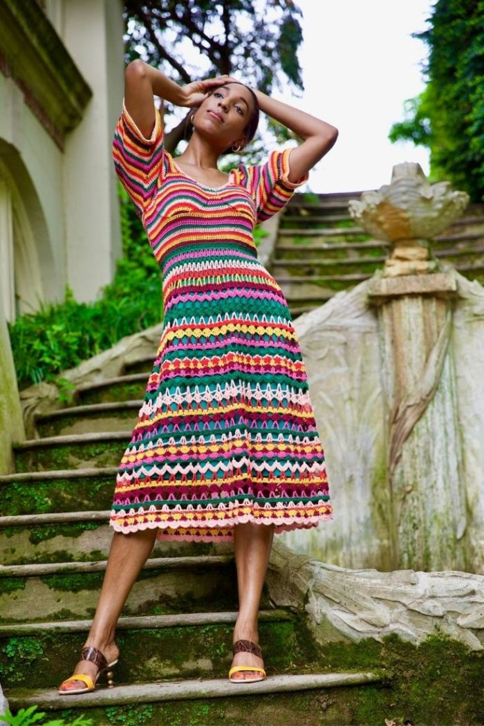 Crochet Dress the Must-Have Summer Trend