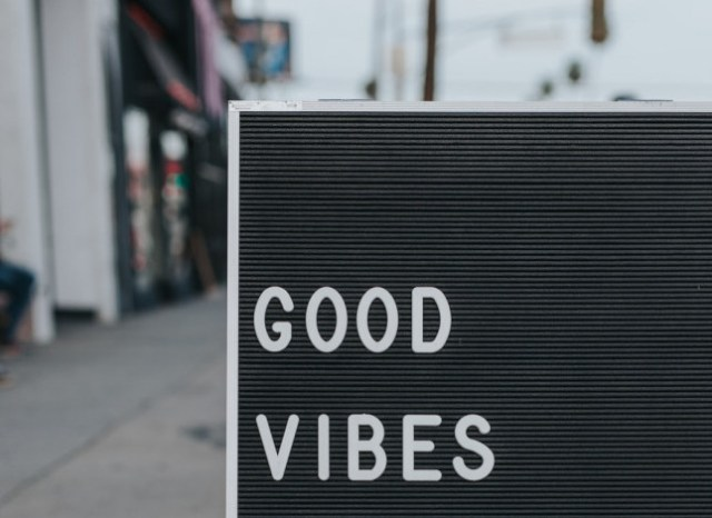 Owning your story to goodvibes