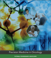 Image of the cover of a precision medicine tutorial that you can click to access