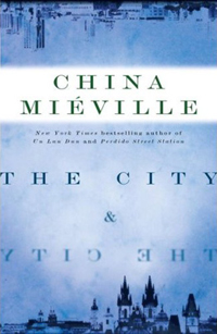 """""""The City and The City"""" US Cover"""