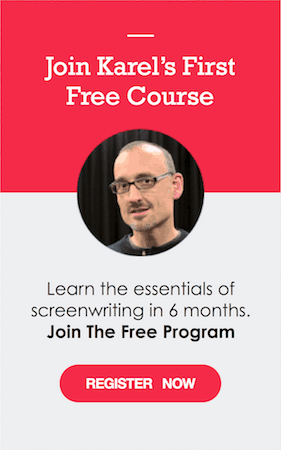 free screenwriting course