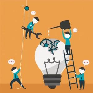 Brainstorm Relentlessly. Go Deep.