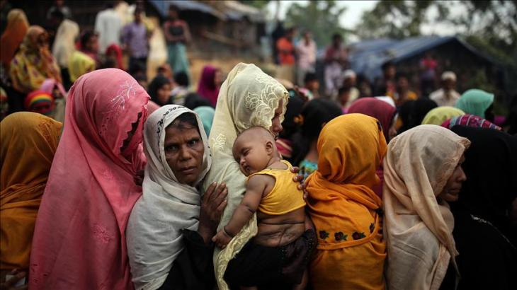 Rohingya Muslims in Manipur
