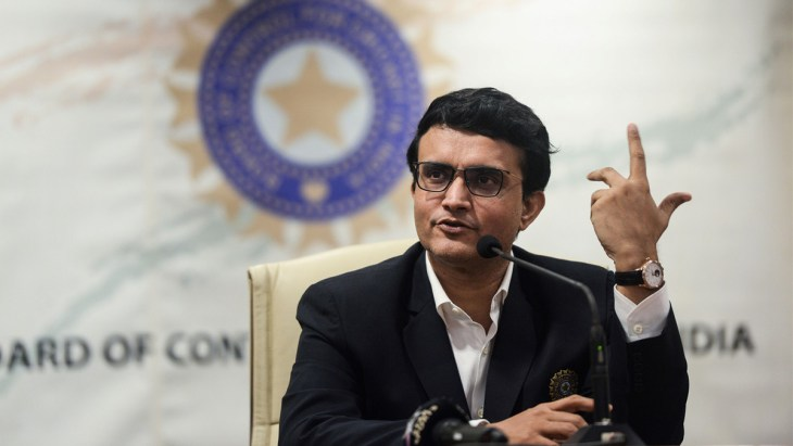 BCCI president Sourav Ganguly to donate rice during 21-day lockdown