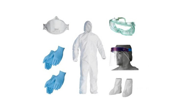 Indian Railways making PPE for healthcare workers. Representational image