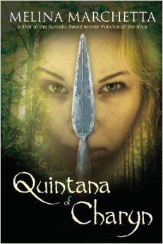 Quintana of Charyn by Melina Marchetta (The Lumatere Chronicles)
