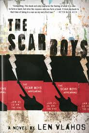The Scar Boys by Len Vlahos