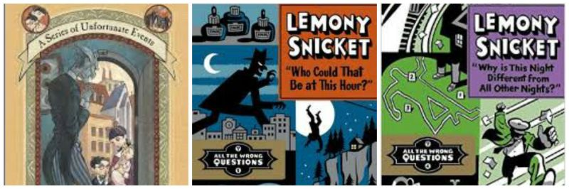 snicket-covers