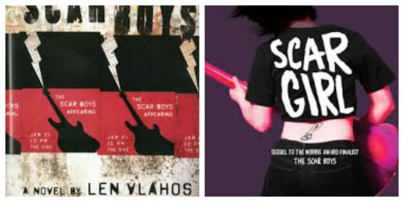 Books Featuring Music by Len Vlahos