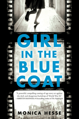 The Girl in the Blue Coat by Monica Hesse