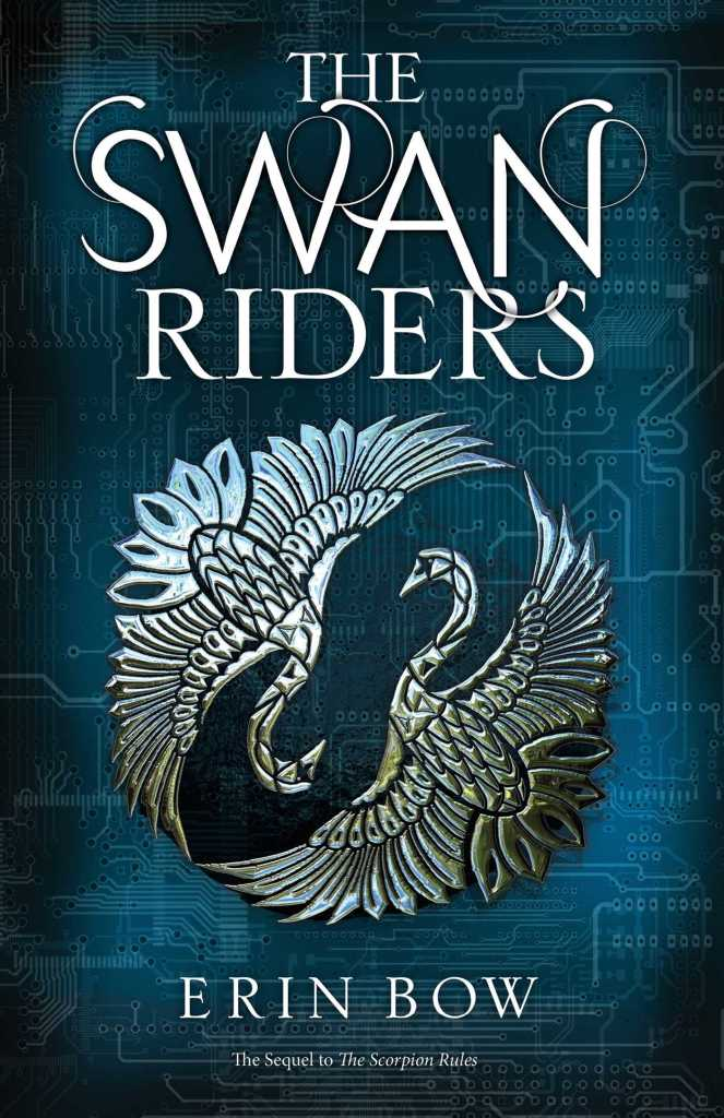 Swan Riders by Erin Bow