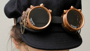 Book Fairy Steampunk Goggles