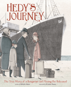 Hedy's Journey by Michelle Bisson