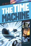 The Time Machine by H. G. Wells retold by Terry Davis (graphic novel)