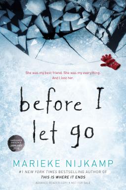 Before I Let Go by Marieke Nijkamp