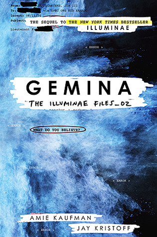 Gemina by Amie Kaufman and Jay Kristoff