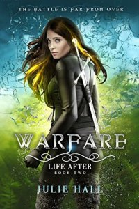 Warfare by Julie Hall