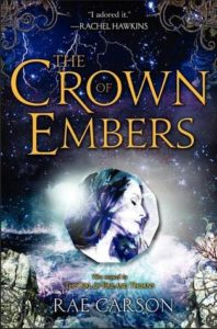 A Crown of Embers by Rae Carson