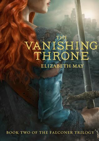 Vanishing Throne by Elizabeth May