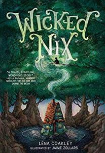 Wicked Nix by Lena Coakley