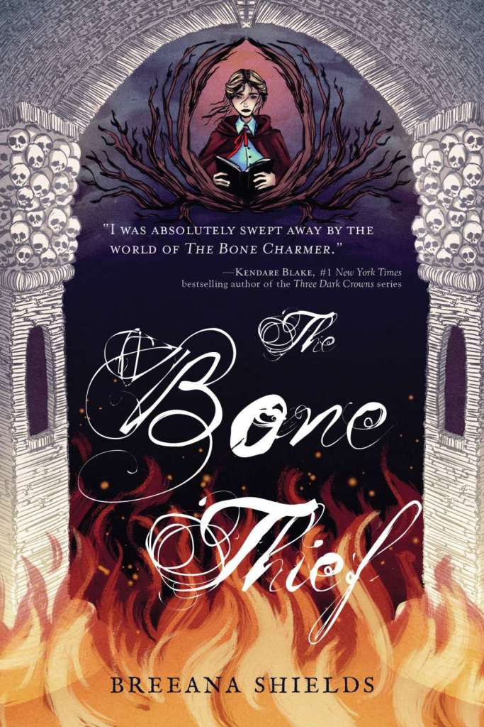 The Bone Thief by Breeana Shields