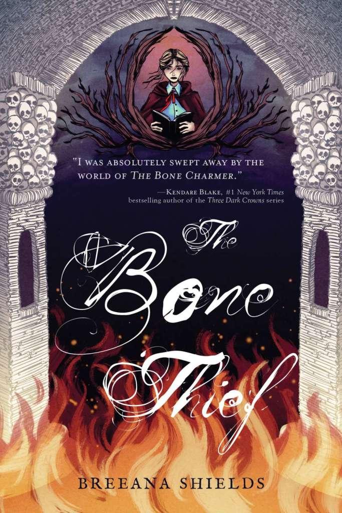 The Bone Thief by Breeana Shields
