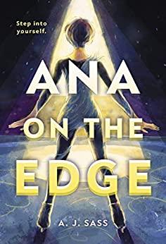 Anna on the Edge by A J Sass