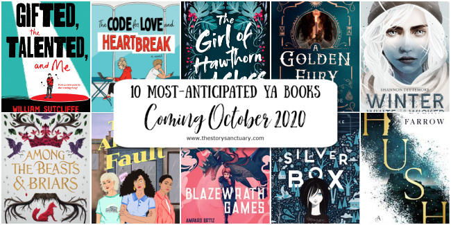 10 Most-Anticipated YA Books Coming October 2020