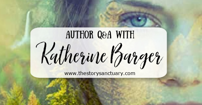 Author Q&A with Katherine Barger