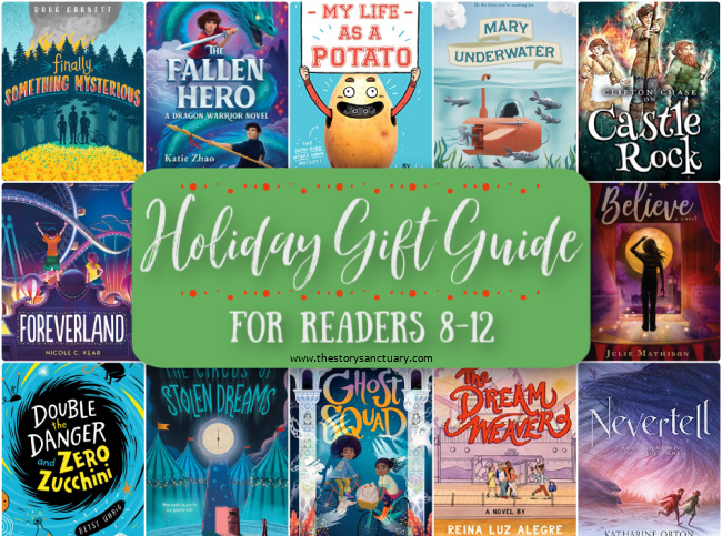 2020 Middle Grade Holiday Gift Guide