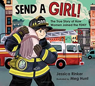 Send a Girl by Jessica Rinker