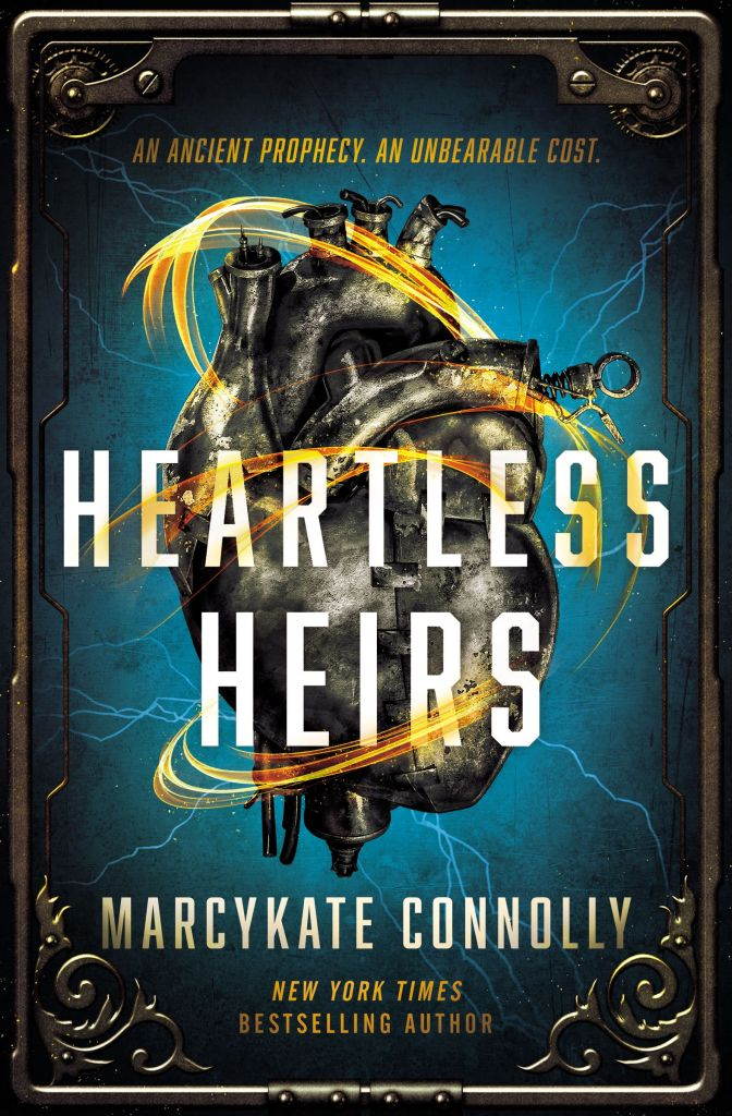 Heartless Heirs by MarcyKate Connolly