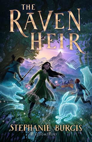 The Raven Heir by Stephanie Burgis