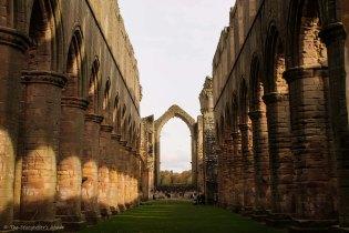 inside abbey