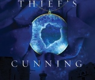 Publication Interview with Sarah Ahiers: Thief's Cunning