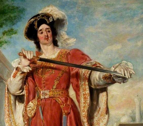 """Mercutio, from """"Romeo and Juliet"""""""