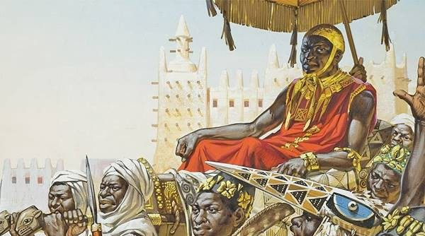 A Wagadu king.